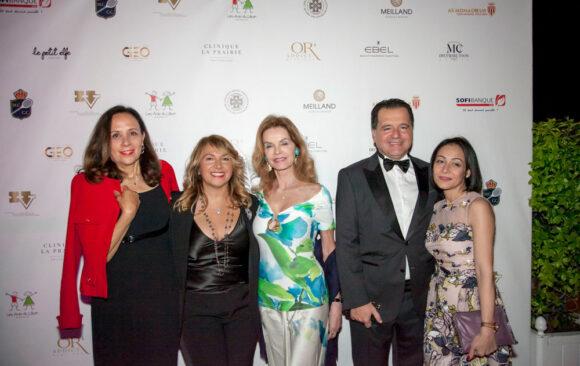 """Bilan très positif pour la soirée de gala """"Les Amis du Liban aiment l'AMADE"""""""